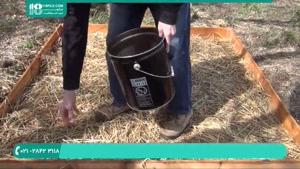 آموزش ساخت محل مناسب برای پرورش قارچ