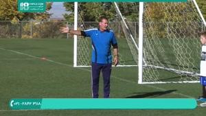 آموزش گام به گام فوتبال به کودکان
