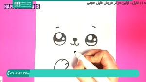 روشی ساده برای آموزش نقاشی به کودکان