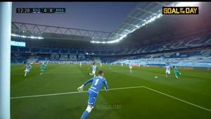 خلاصه بازی رئال مادرید و رئال سوسیداد