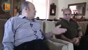 ملاقات پرویز پرستویی با استاد محمد علی کشاورز