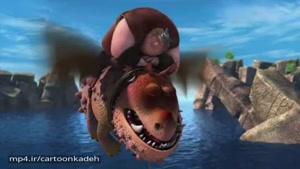 انیمیشن اژدهاسواران دوبله فارسی فصل 3 قسمت 57