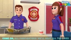 انیمیشن آموزش زبان انگلیسی Little Angel قسمت 286