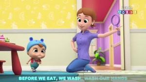 انیمیشن آموزش زبان انگلیسی Little Angel قسمت 265