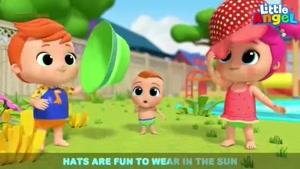 انیمیشن آموزش زبان انگلیسی Little Angel قسمت 285