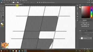 آموزش فتوشاپ 2020 - ابزارپین_قلم (ٍPen tool) بخش اول