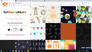 آموزش فتوشاپ 2020 - پنج سایت رایگان دانلود بکگراند و پترن