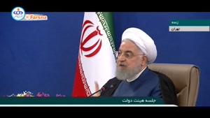 روحانی: هر لحظه آمریکا به تعهدات خود در برجام برگردد، همان ل