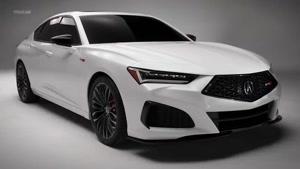 نگاهی به خودرو اسپرت آکورا tlx 2021
