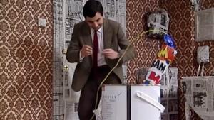 کلیپ خنده دار مستربین با داستان نقاشی با تدی