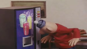 """کارتون پت و مت این داستان """"دستگاه نوشیدنی اتومات"""""""