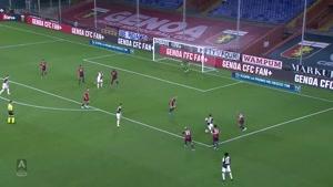 خلاصه بازی یوونتوس 3-1 جنوا در هفته بیست و نهم