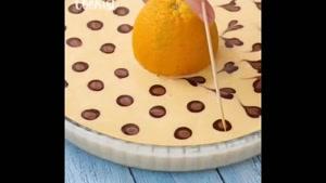 طرز تهیه کیک پرتغال آسان و بسیار خوشمزه