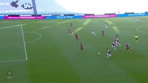 خلاصه بازی یوونتوس 4-1 تورینو در لیگ سری آ ایتالیا