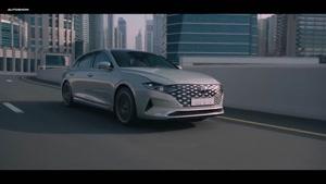 معرفی ویدیویی خودرو سدان هیوندا آزرا مدل 2020