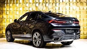 بررسی خودرو بی ام و ایکس 6 m50i مدل 2020