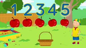 کارتون کایلو این داستان شمارش سیب ها