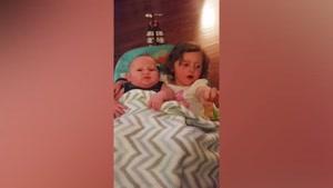 ویدیو سرگرم کننده از خواهر و برادر های حسود!