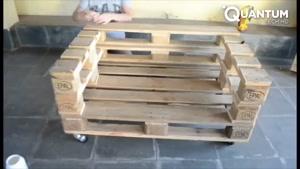 ایده های شگفت انگیز و خلاقانه طراحی مبلمان چوبی