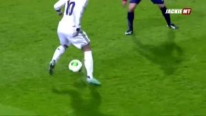 مهارتهای های خلاقانه و جنون آمیز در دنیای فوتبال