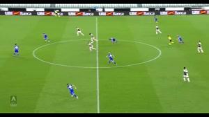 خلاصه بازی یوونتوس 2-0 سمپدوریا در هفته 38 سری آ ایتالیا