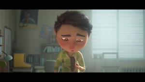 انیمیشن کوتاه Crunch