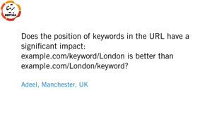 آموزش سئو - بررسی تأثیر جایگاه کلیدواژه در URL از نظر سئو