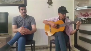 اجرای عالی گیتار و آواز