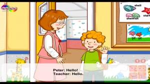آموزش جملات ساده انگلیسی به کودکان - آموزش زبان تیلا
