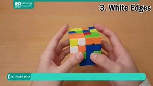 راه حلی ساده برای حل مکعب روبیک