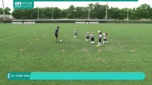 طرز آموزش فوتبال به کودکان