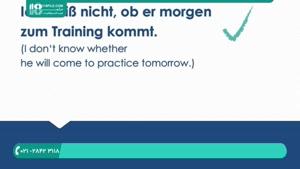اصول یادگیری گرامر زبان آلمانی