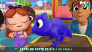 انیمیشن آموزش زبان انگلیسی Little Angel قسمت 291