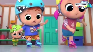 انیمیشن آموزش زبان انگلیسی Little Angel قسمت 298