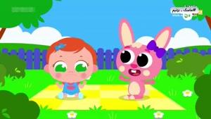 انیمیشن آموزش زبان انگلیسی Little Angel قسمت 5