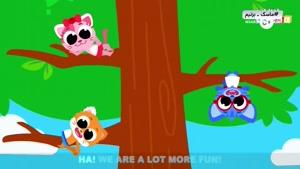 انیمیشن آموزش زبان انگلیسی Little Angel قسمت 6