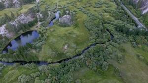 طبیعت فوق العاده پارک ملی یوسیمیتی کالیفرنیا