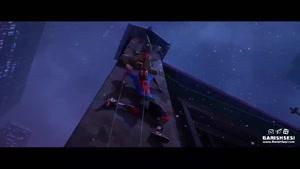 انیمیشن کودک اسپایدرمن به زبان ترکی آذربایجانی