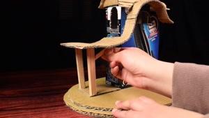 ساخت آبنمای زیبا در منزل - قسمت 21