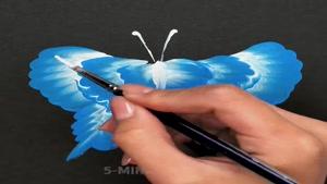 28 ترفند نقاشی با گواش برای سرگرمی در چند دقیقه