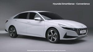 معرفی ویدیویی خودرو جدید هیوندا النترا 2021