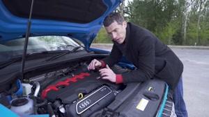 بررسی ویدیویی خودرو audi rsq3 sportback