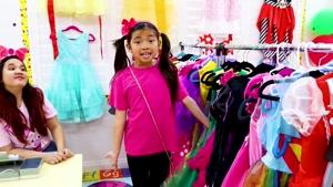 سرگرمی های کودکانه این داستان خرید لباس