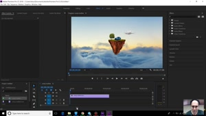ضبط صدا با Adobe premiere 2018