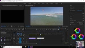 تنظیم رنگ خودکار چند ویدیو از چند دوربین در پریمیر
