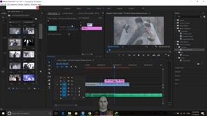 آشنایی با پروژه آماده - قسمت دوم در Adobe Premiere