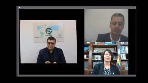 وبینار آموزش در سال 2021 دکتر محمدشریف ملک زاده و دکتر ارتگا