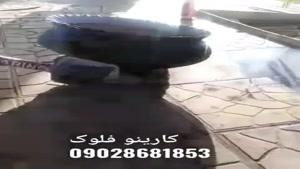 قیمت دستگاه مخمل پاش با کارت گارانتی