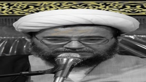 استاد غفاری : نگاه امام حسین علیه السلام