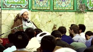 استاد غفاری :هر چه امام حسین دوست دارد